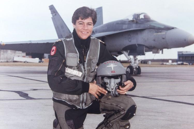 """Deanna """"Dee"""" Brasseur Canadian Women in Aviation"""
