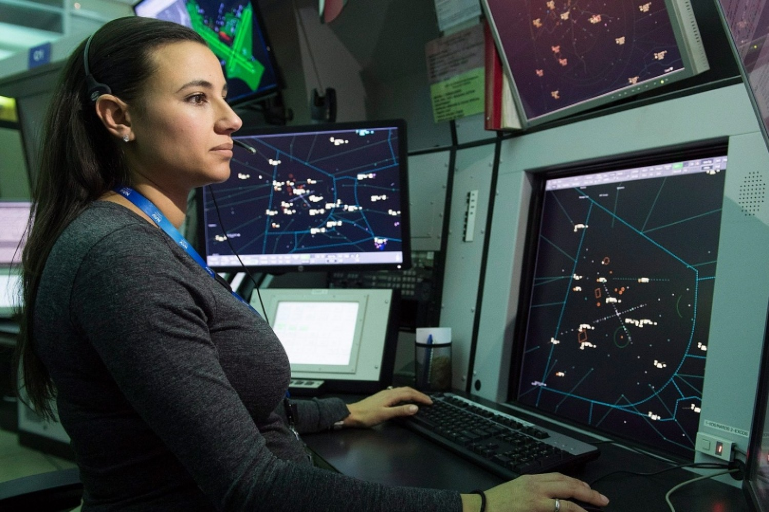 Air Traffic Controller Canadian Women in Aviation