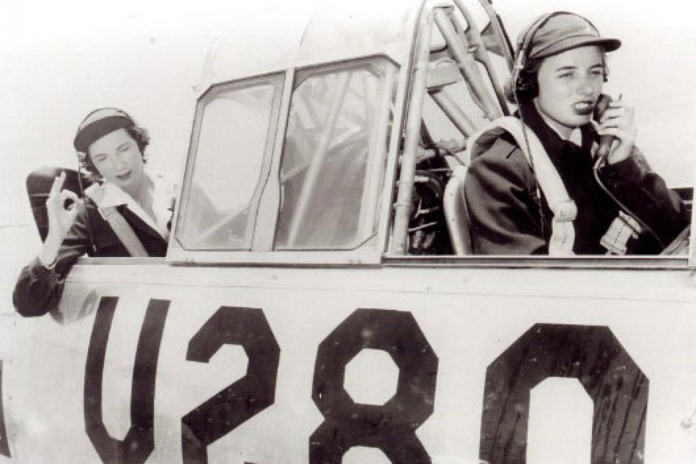 1940s women pilots Canadian Women in Aviation